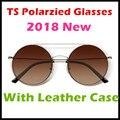 Xiaomi Turok Steinhardt TS Marke Nylon Polarisierte Edelstahl Sonnenschutzgläser Gläser Bunte RETRO 100% UV Beweis für Reise Mann frau-in Smarte Fernbedienung aus Verbraucherelektronik bei