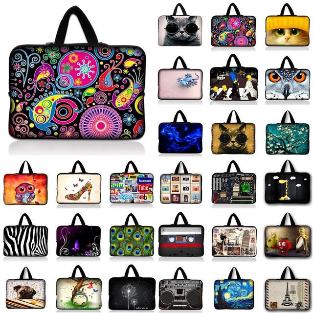 10.1 11.6 13 14.4 15 17 Notebook Laptop Bag Tablet Sleeve For Dell Asus Acer HP 13.3 15.4 15.6 17.3 For Macbook Air / Pro #D