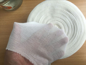 Image 3 - 管状弾性包帯医療ポリマー石膏靴下補助圧縮包帯綿手足靴下脚静脈包帯
