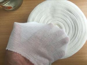 Image 3 - Rohr elastic bandage medizinische polymer gips socke hilfs kompression verband baumwolle gliedmaßen socken bein vene bandagen