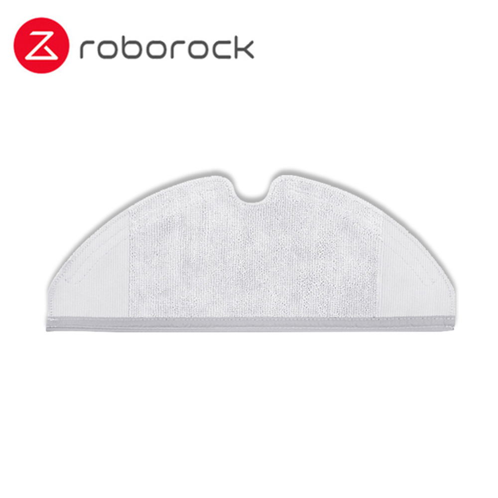 Suitable for Xiaomi Roborock Robot S50 S51 Vacuum Cleaner Spare Parts Kits Mop Cloths Generation 2 Dry Wet Mopping Cleaning цена и фото