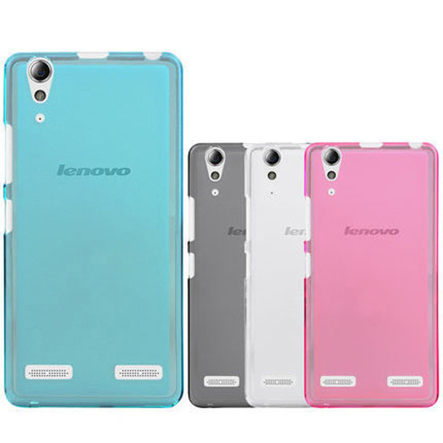Lenovo A6010 Case 4 Colors Matte TPU Silicon Protective Back Cover Phone Cace For