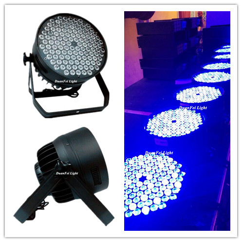 8pcslot par led rgbw 120x3w dmx stage led pat light led uplight for wedding wall washer led