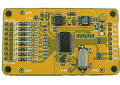 1 unids de calidad Superior precisión 24 ADC 8-way AD módulo ADS1256 nueva H5-011