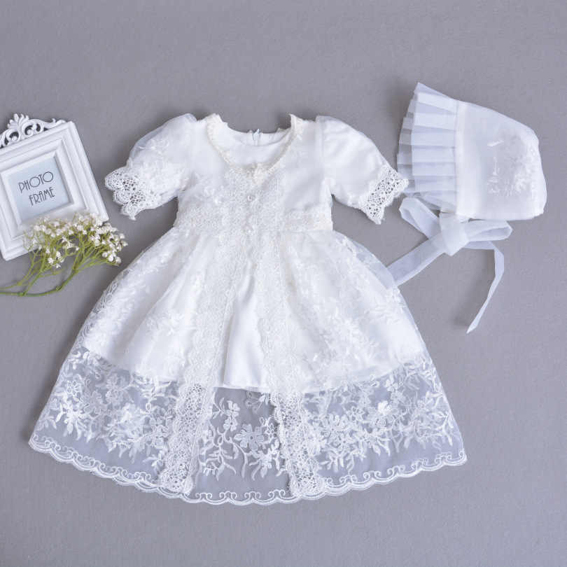 """Lovely Pink Lace Dress Hat Suit for 20/""""-22/"""" Reborn Baby Girl Doll Clothes"""