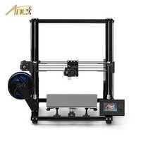 Anet A8 Più 3D Stampante FAI DA TE In Metallo di Alta Precisione Del Desktop Stampante Stampante 300x300x350mm 3D con PLA filamento stampante 3d stampante