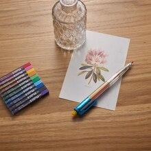 LifeMaster Japanese Pentel Multi 8 Mechanical Pencil 2.0mm Lead 8 Colors in 1 Scrapbooking Color Pen Kawaii Stationery PH158