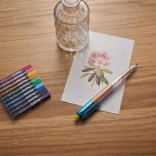 Японский карандаш LifeMaster Pentel Multi 8, механический карандаш 2,0 мм, 8 цветов в 1, скрапбукинг, цвет фотографий PH158