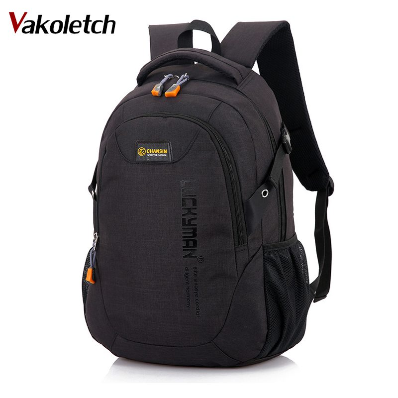 2018 New Backpack canvas Travel bag Backpacks fashion men and women Designer student bag laptop bags High capacity bag KL238 new gravity falls backpack casual backpacks teenagers school bag men women s student school bags travel shoulder bag laptop bags