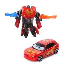 Disney Pixar Cars 3 Lightning McQueen Jackson Storm Cruz Ramirez 1:55 Diecast Metal Alloy Modle Car Toys Gifts For Kids Children