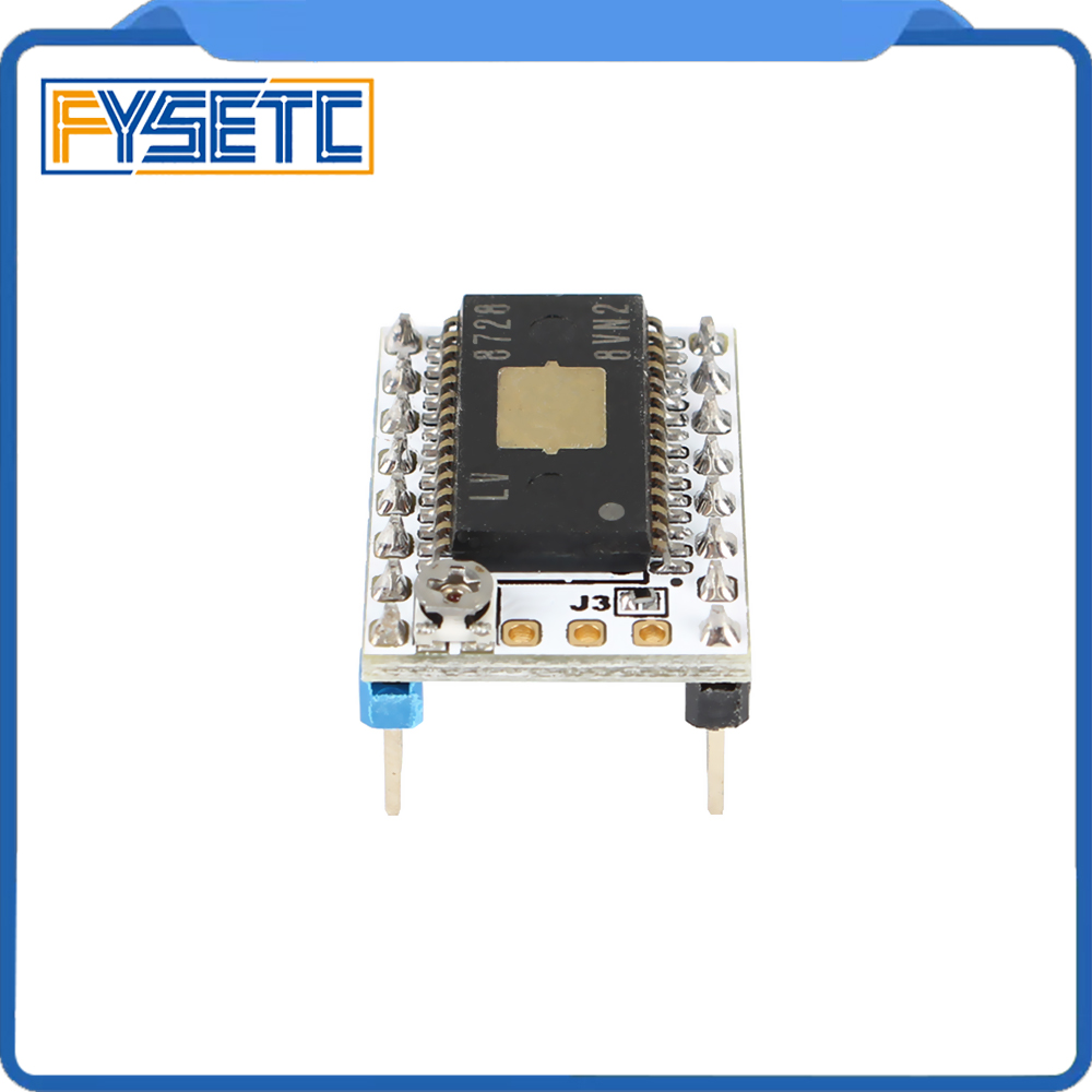 3D Printer Stepstick LV8728 Stepper Motor Driver AS S6128 Driver Up To 2.2A Peak Drive Current Replace SD8825 A4988 A4983 LV8729