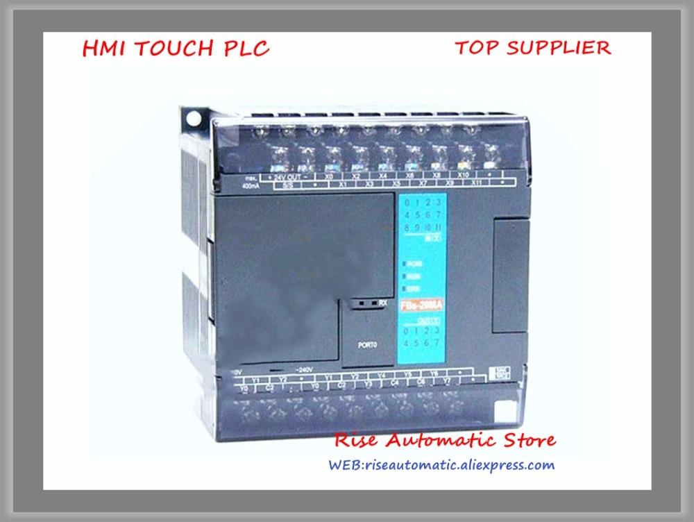 FBs-20MAR2-AC New Original PLC AC220V 12 DI 8 DO relay Main UnitFBs-20MAR2-AC New Original PLC AC220V 12 DI 8 DO relay Main Unit