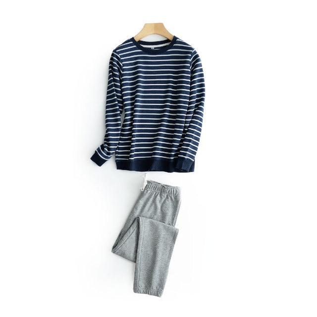 Comfort Sleepwear Stripe Pyjama Set 1