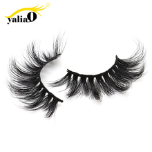 Get more info on the YALIAO New 5d Thick False Eyelashes Natural Long Soft Eyes Makeup Fake Lash Handmade Mink Hair Eyelash Extension For Beauty