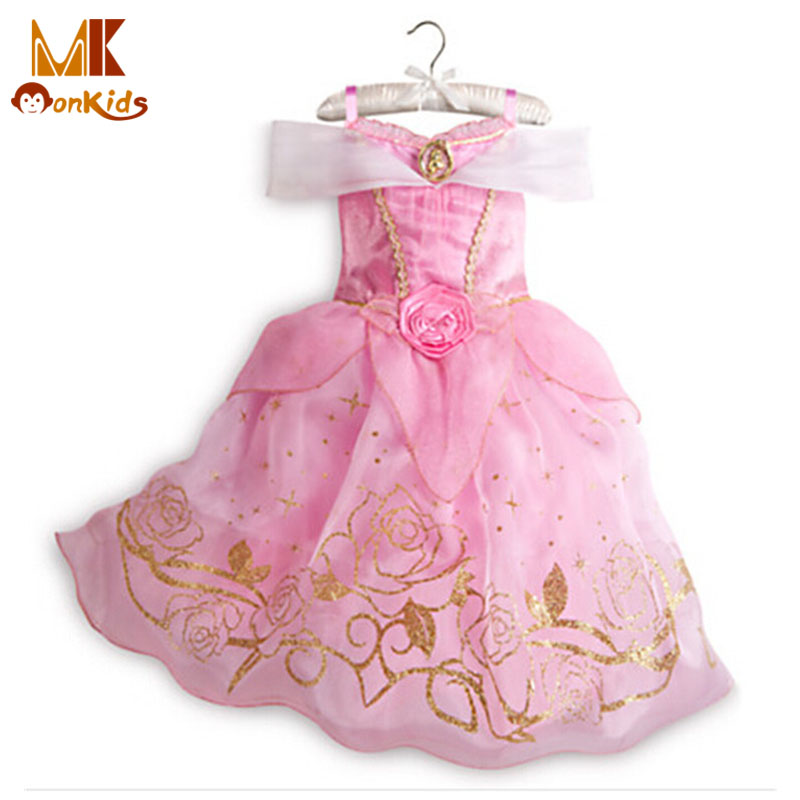 b2c1eacc0 Monkids 3 13T Princess Girls Cinderella Dress Children Clothing Snow ...