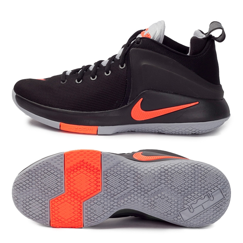 buy online ddde9 23335 Original New Arrival Official NIKE ZOOM WITNESS EP Men s Breathable  Basketball Shoes Sneakers 884277 006-in Basketball Shoes from Sports    Entertainment on ...