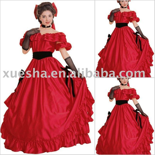Halloween Ball Gown Dresses