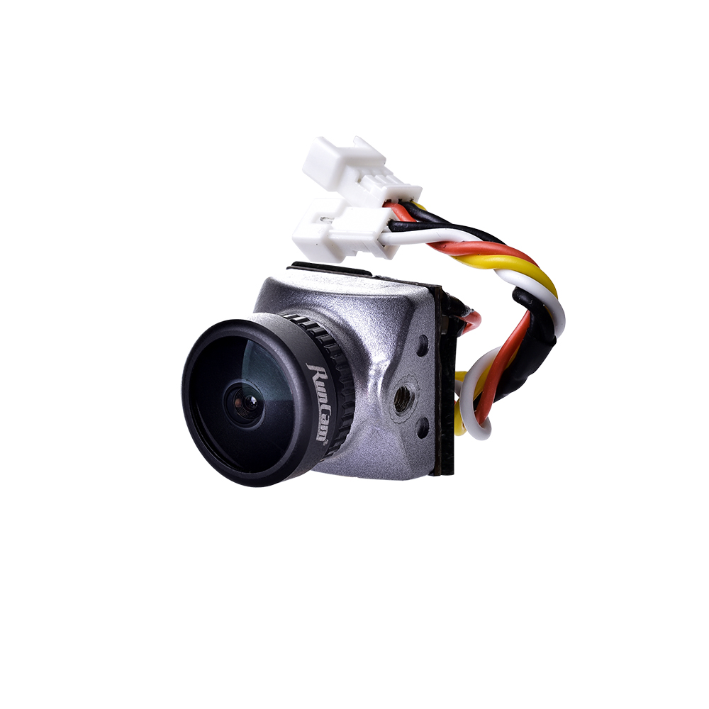 Caméra Runcam Racer Nano FPV le plus petit meilleur contrôle de geste de came de course FPV 16:9 4:3 PAL/NTSC commutable 14*14mm 3.5g