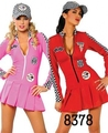 FREE SHIPPING new design sexy girl race costume XL in stock