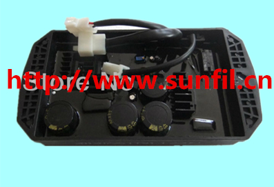 4PCS/LOT, Automatic AVR 8KW-15KW gasoline&diesel generator accessories ,Free shipping free shipping avr 220v gasoline
