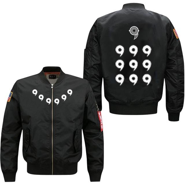Bomber jakna Naruto Ootutuki Hagoromo (3 boje)