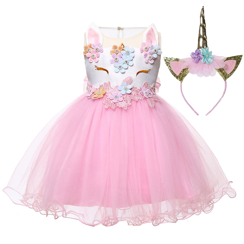 Girl clothes Dress (2)