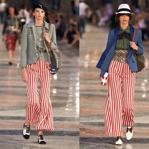 4eaecba8eb7 2016 moda pantalon femme
