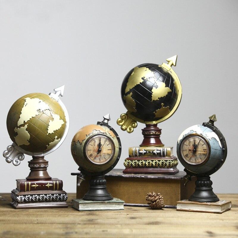 Montres à quartz d'art une horloge à quartz lumineuse rouge montre vase de mode européenne horloge créative salon mur halloween