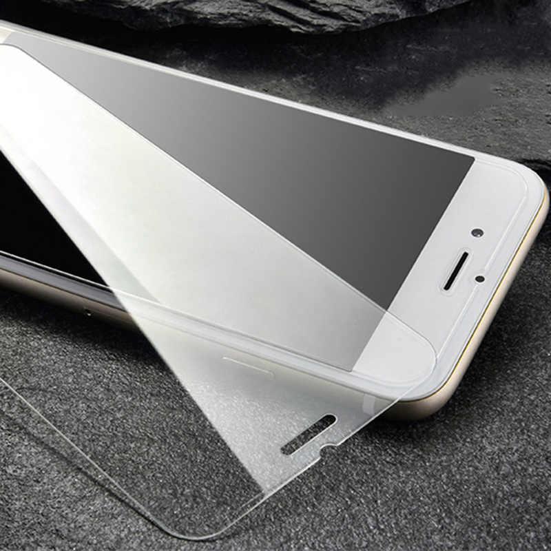 0.3 مللي متر 9 H 2.5D الزجاج المقسى ل iphone 7X8 زائد واقي للشاشة iphone 6 6 S 5 5 s 5c SE XS ماكس XR فيلم عودة الجبهة واقية