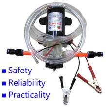Bomba de aceite eléctrica profesional, Extractor de aceite de motor de combustible diésel, 12V, envío gratis 1498