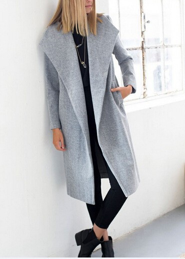 Grey Wool Coat Womens - All The Best Coat In 2017