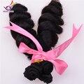 Irina pelo productos de primavera armadura del pelo rizado Romance Curl extensión del pelo virginal peruano 3 pc/lot natural bouncy Curly Hair bundle