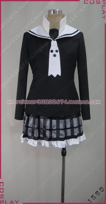 Soul Eater Not  Tsugumi Harudori  cosplay costume custom any size