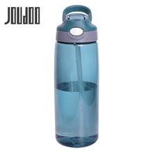 JOUDOO Outdoor Water Bottles 750ml Capacity Drinking Cup Brief  Portable Plastic Protein Shaker My Sport Drink Bottle 35