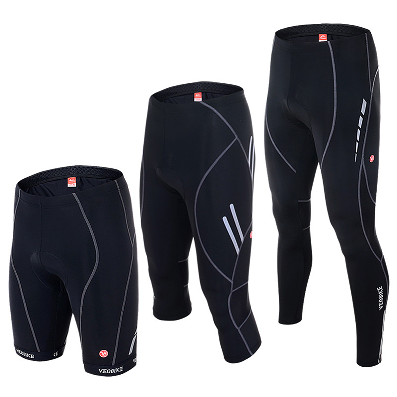 Anti-sweat Men Cycling Short Padded Shorts Bib Shockproof MTB Bicycle Pants Road Bike Trousers 5D Man Cycle Tights Shorts BriefsAnti-sweat Men Cycling Short Padded Shorts Bib Shockproof MTB Bicycle Pants Road Bike Trousers 5D Man Cycle Tights Shorts Briefs
