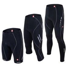 Anti-sweat Men Cycling Short Padded Shorts Bib Shockproof MTB Bicycle Pants Road Bike Trousers 5D Man Cycle Tights Shorts Briefs