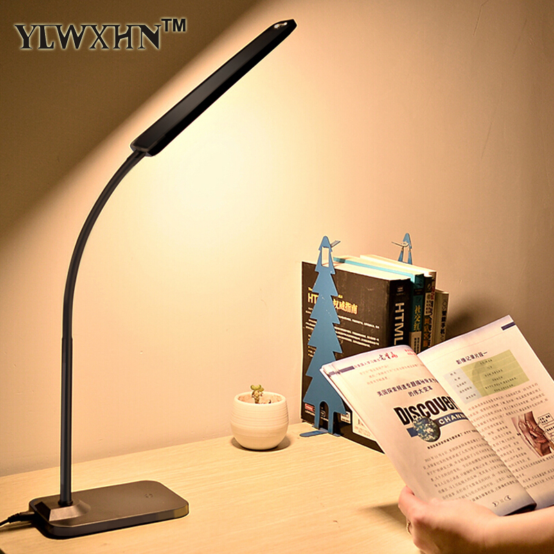 Sale Real Direct Selling 2017 Desk Lamp Best Sellers Folding Led Table Rechargeable Eyeled Portable With Calendar Alarm Colck folding 4w led table lamp with child eye protection light desk lamp for study portable ed light with calendar alarm colck