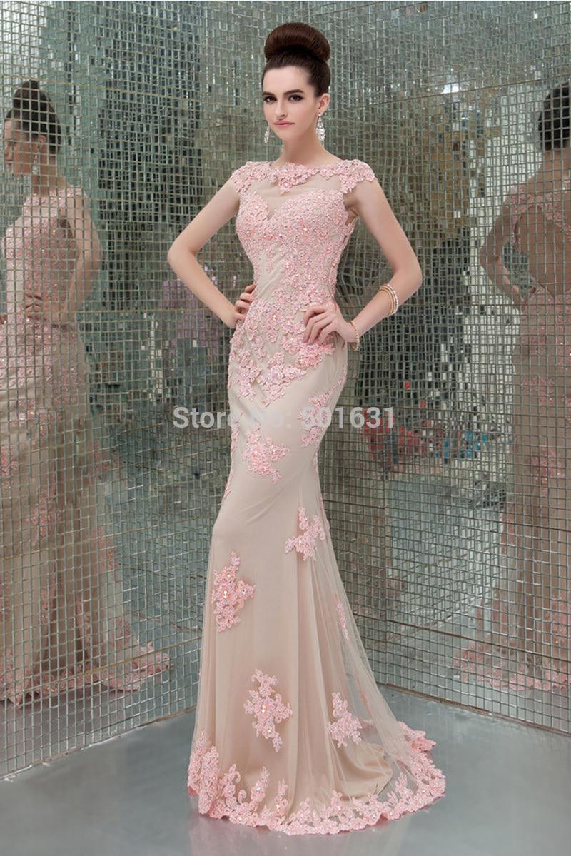 ef5d5bf155b Robe du soir en dentelle - Blog de mode