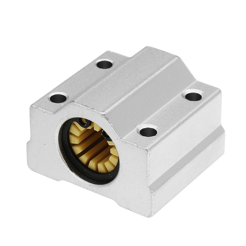 SC8UU 8mm Solid Polymer Linear Motion Bearing Slide Bushing For CNC