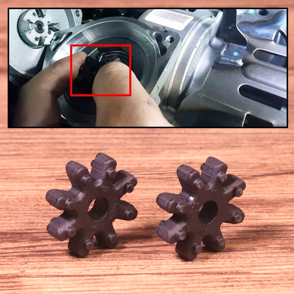 2 pièces 563152K000FFF 56315-2K000 Flexible coupleur colonne de direction ajustement pour Hyundai Elantra Kia Forte berline 2012 2013 2014