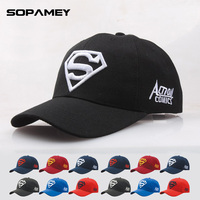 2017 Diamond Superman Baseball Caps Outdoor Golf Vintage Gorras Planas Casquette Hip Hop Casual Sports Hats