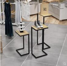 Store clothing store display stand