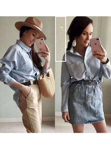 sherhure 2019 Summer Womens Tops And Blouses Shirts Tops