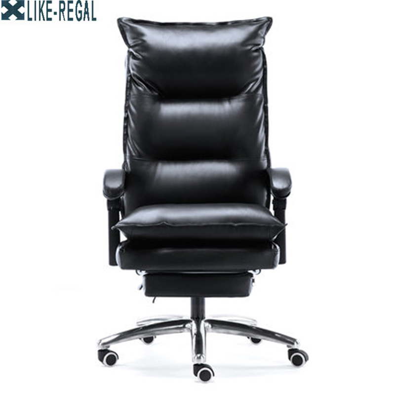 LIKE REGAL Furniture Office Boss Rotating Lift Executive Swivel Game Chair WCG