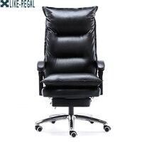 Seperti Regal Furniture Kantor Bos Berputar Lift Eksekutif Putar Permainan Kursi WCG