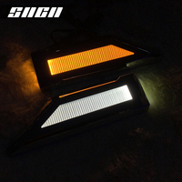 SNCN LED Blade Shape Lamp Steering Fender Side Bulb Turn Signal Light Reversing For Ford Focus Kuga Fiesta Ecosport Mondeo