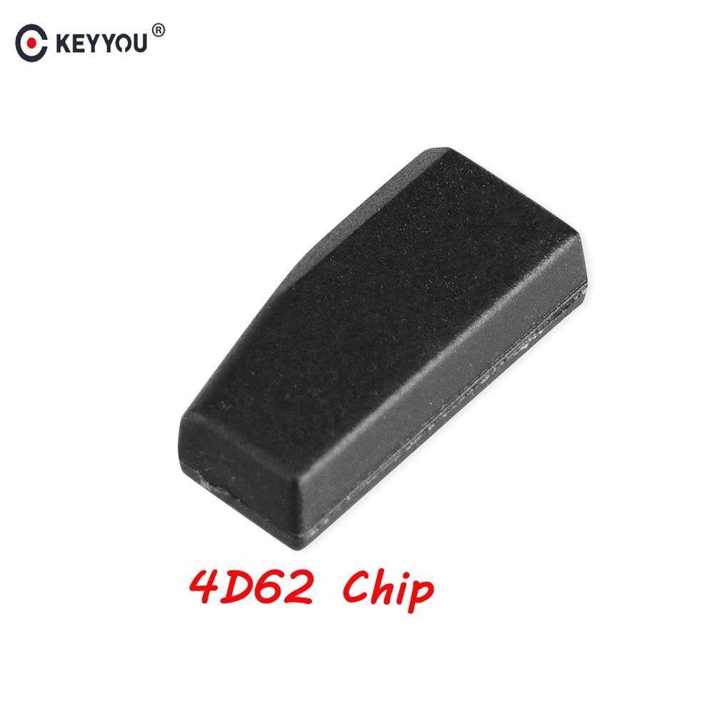 KEYYOU Carbon Transponder Chip For Subaru Forester Impreza 4D62 / 4D ID 62 ID4D62
