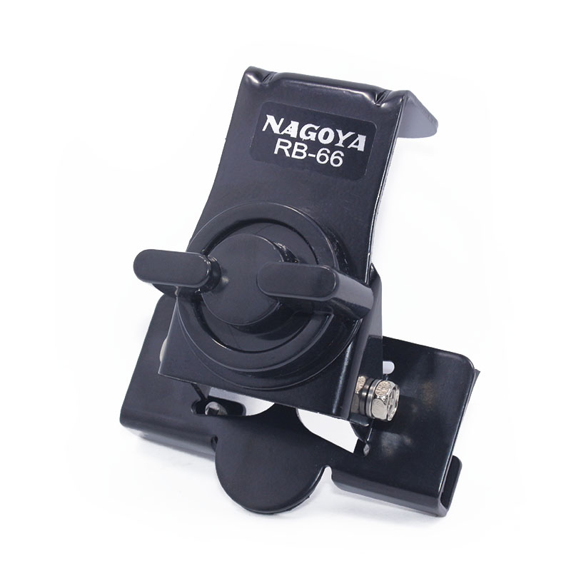 NAGOYA RB-66 Mobile Radio Station Antenna Mount Clip RB66 Bracket for Car Antenna Suitable for Car Radio Baofeng Accessories
