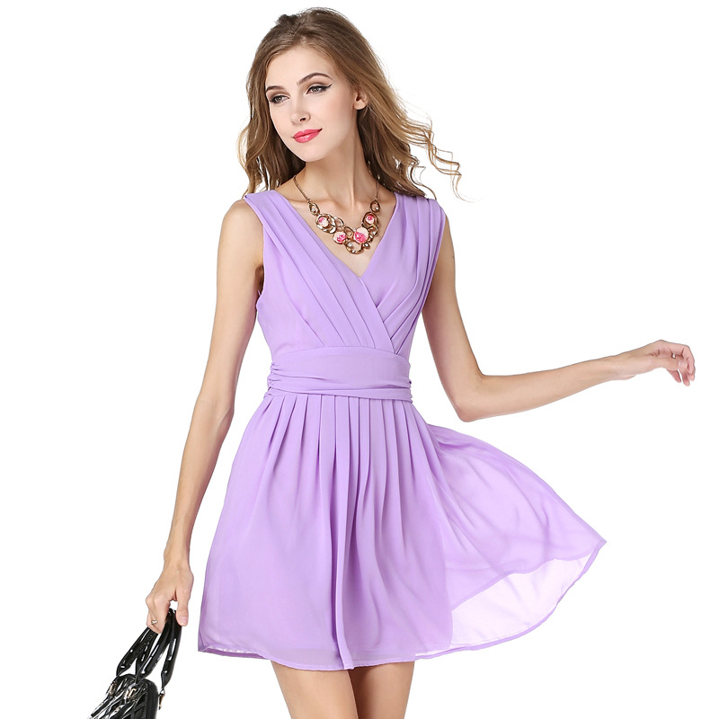 Compare Prices on Deep Purple Dresses- Online Shopping/Buy Low ...