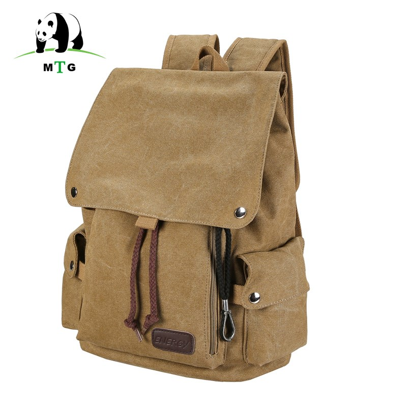 Men's and Women's Backpack Vintage Canvas Backpack Schoolbag Male Travel Bags Large Capacity school Bags Leisure Female Mochila anime tokyo ghoul cosplay anime shoulder bag male and female middle school student travel leisure backpack